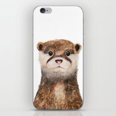 Little Otter iPhone & iPod Skin