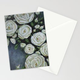 Iceberg Roses Stationery Cards