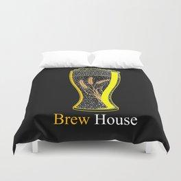 Brew Beer Duvet Cover