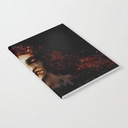 Fire Ghost 2 Notebook