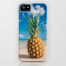 Pineapple and the Mokes iPhone Case