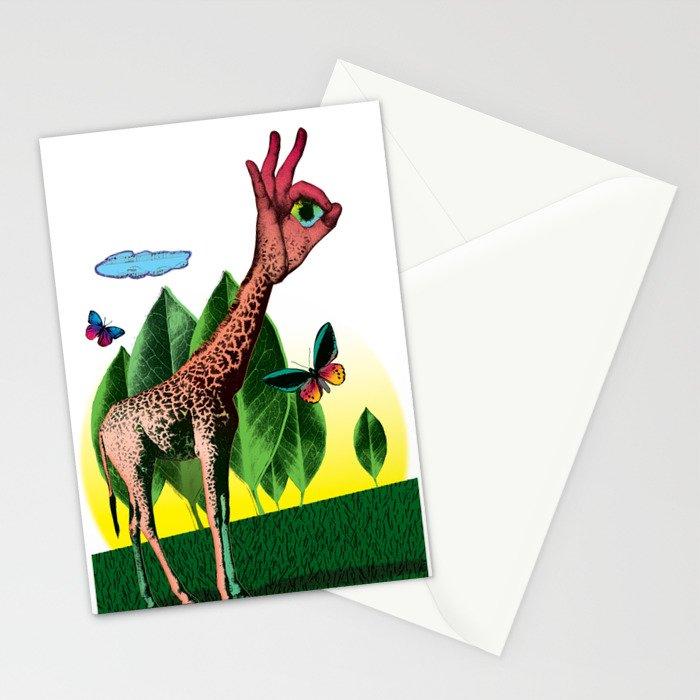 Girafe Stationery Cards