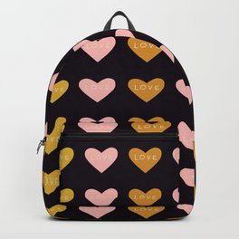 Love and love and more love Backpack