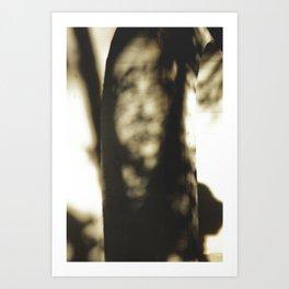 Shadows 001 Art Print