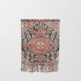 Djosan Poshti West Persian Rug Print Wall Hanging