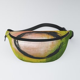 Enso No.MM13I by Kathy Morton Stanion Fanny Pack