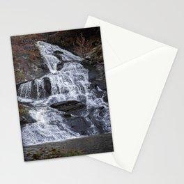 Rocky Waterfall Stationery Cards