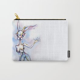 Carrot Eater Carry-All Pouch