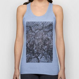 Table Dwellers Unisex Tank Top