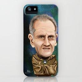 Francesco Guidolin Caricature iPhone Case