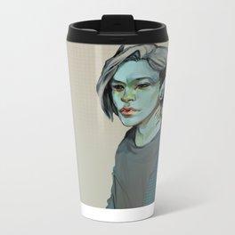 Monster #2 Metal Travel Mug