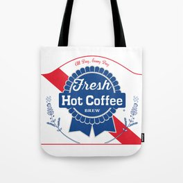 Blue Ribbon Roast Tote Bag