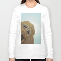 victorian Long Sleeve T-shirts featuring victorian by jared smith