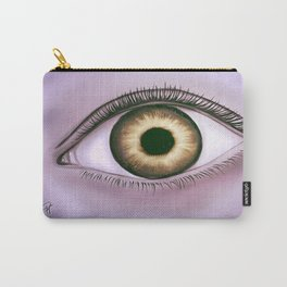 Eclipse Eyes Carry-All Pouch