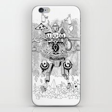 Let's Go on an Adventure iPhone & iPod Skin