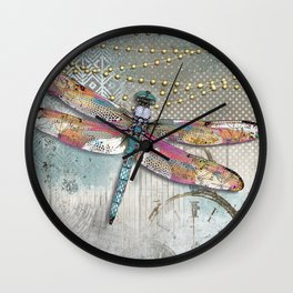 This Is Your Time To Glow Wall Clock