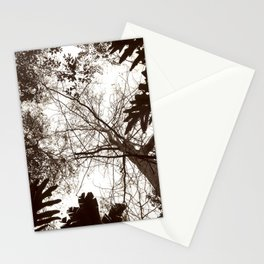 Memories of Endor 1 (B&W) Stationery Cards