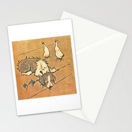Dogs Large and Small, Ideal for Dog Lovers (41) Stationery Cards