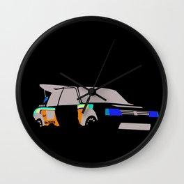 205 T16 Wall Clock