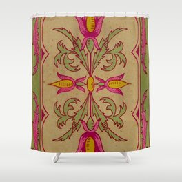 French Country Shower Curtain