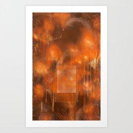 Everything Dies Alone Art Print