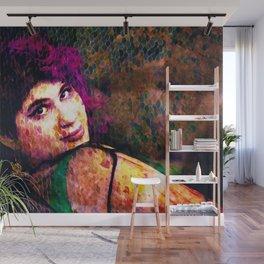 Megan Wall Mural