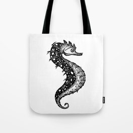 Hippocampus, little fella Tote Bag