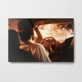 Pass That Over Here Metal Print