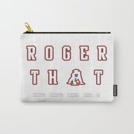 Roger That Carry-All Pouch