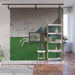 atmosphere · crux Wall Mural