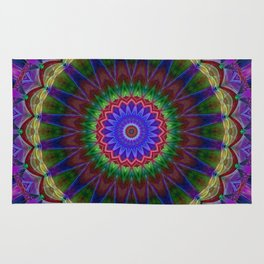 Mandala Colorexplosion Rug