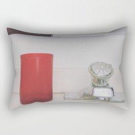 The Red Cup Rectangular Pillow