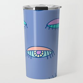 Bedroom Eyes Travel Mug