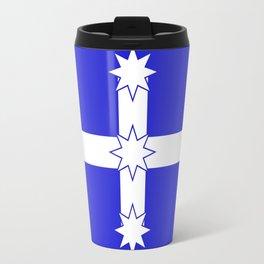 Australian Eureka Flag Travel Mug