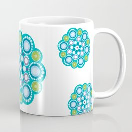 Lotus mandala flower Coffee Mug