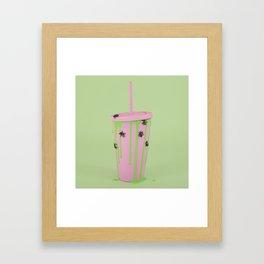 Alienshake Framed Art Print