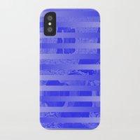 glitch iPhone & iPod Cases featuring Glitch by Claire Balderston