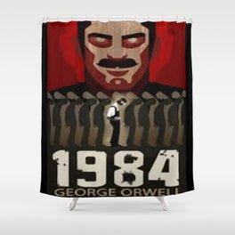 1984 Shower Curtain