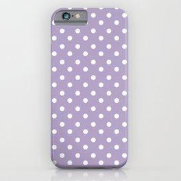 Lavender 3 iPhone Case