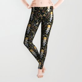 Floral Song Leggings