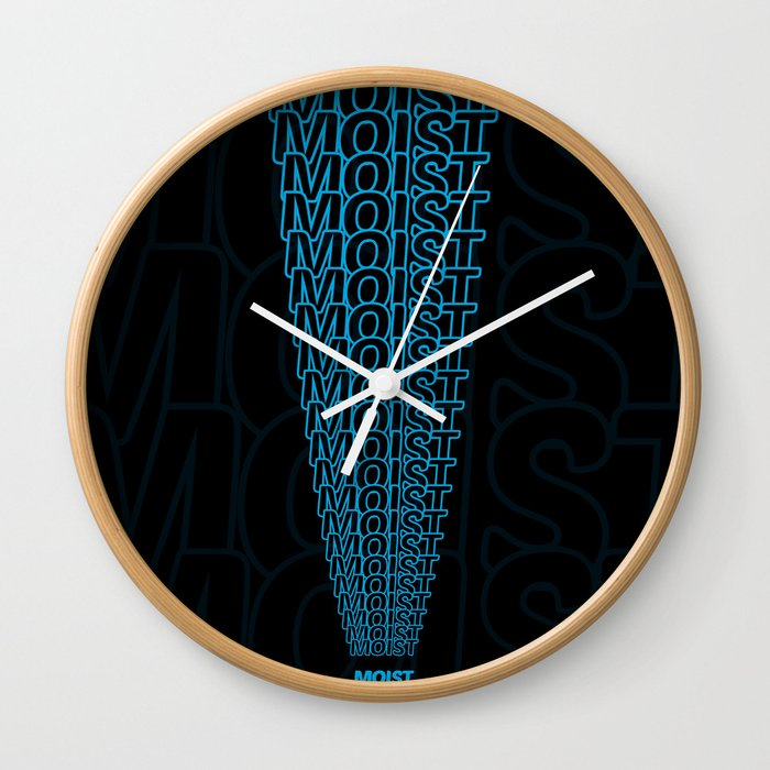 Everyone's Favorite Word Wall Clock