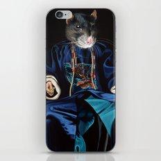 Chinese Zodiac - The Rat iPhone Skin