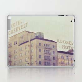 Hotel Roosevelt Hollywood photograph, Los Angeles Laptop & iPad Skin