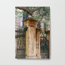 Charleston Architecture XXIV Metal Print