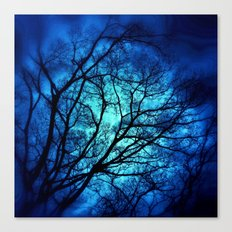 My Forest Canvas Print