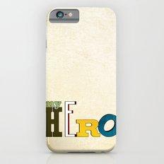 myHERO iPhone 6s Slim Case
