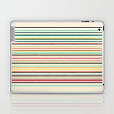 pop stripe Laptop & iPad Skin