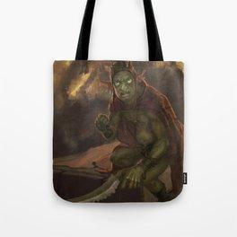 Goblyn Chief Tote Bag