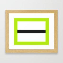 Belo Framed Art Print