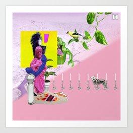 LOVELY THINGS #1 Art Print
